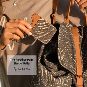 Paradise Palm Wallet